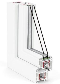 окна Rehau brillant design