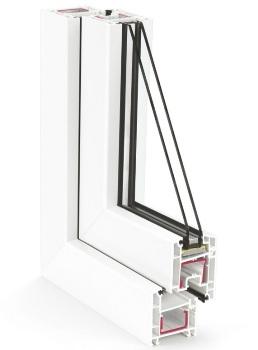 окна Rehau ecosol design 60