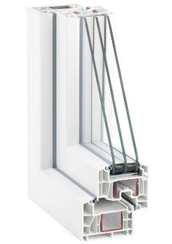 окна Rehau evro-design 86 plus